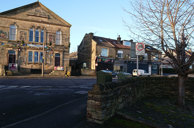 Driving Lessons in Eccleshill