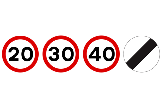 What's the Speed Limit on this road?